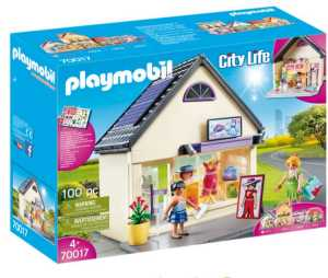 Playmobil 70017 - My Little Town Fashion Boutique