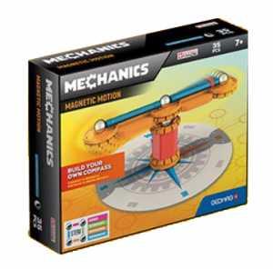 Geomag Mechanics Costruzioni Magnetiche E Giochi Educativi Con 86 Pezzi