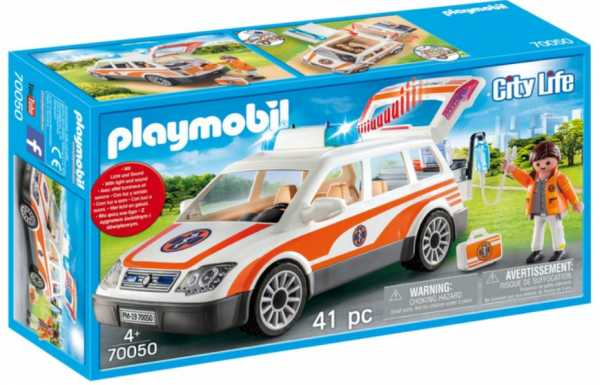 Playmobil 70050 - Automedica