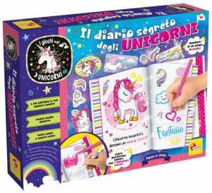 Liscianigiochi Il Diario Segreto Degli Unicorni, 70343