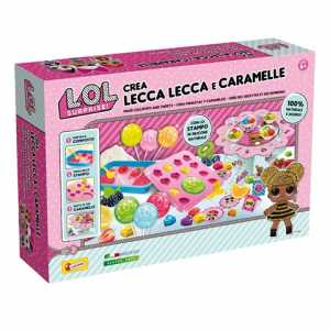 Liscianigiochi LoL Surprise Crea Lecca E Caramelle, 70497