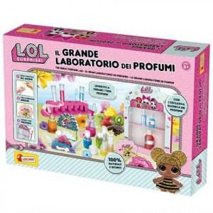 Liscianigiochi Surprise Il Grande Laboratorio Dei Profumi, Multicolore, 70510