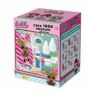 Lisciani Giochi - LOL Surprise 1000 Profumi Collection, Multicolore, 69478