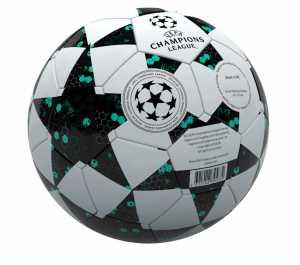 CHAMPIONS LEAGUE Pallone Calcio Cucito SIZE 5 400 Grammi