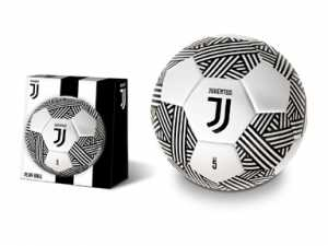Mondo Toys - Pallone Da Calcio Cucito Juventus F.C. Uomo - Size 5 - 350 G - Colore: Bianco/Nero - 13212