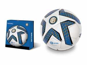 INTER F.C PRO Pallone Calcio Cucito SIZE 5 350 Grammi In Scatola Singola