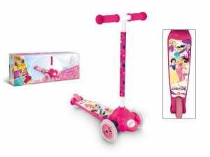 Disney 18011 - Princess Twist & Roll Cinderella Monopattino, 3 Ruote