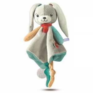 Clementoni Clementoni-17272-Baby For You-Sweet Bunny, Gioco Primi Mesi, Multicolore, 17272