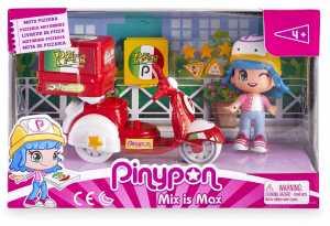 Pinypon Motorino Pizzeria, Multicolore
