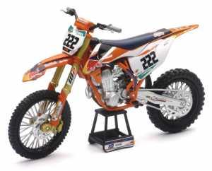 MOTO RED BULL KTM FACTORY RACING TEAM TONY CARIOLI - New Ray (58123)
