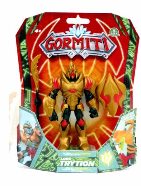 Giochi Preziosi Serie 2 Gormiti S2 Deluxe 12 Cm Ass.3 Personaggi E Playset, Multicolore, Tamaño, 8056379082101