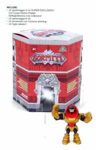 Giochi Preziosi Gormiti, Surprise Box, 12 Combinazioni Di Personaggi