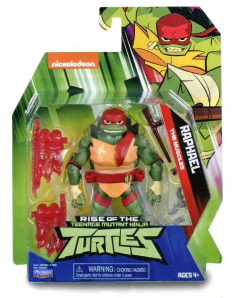 Giochi Preziosi Of TMNT-Basic Figures Wave 1-10 MODELOS Turtles Rise Off Pers. Base Ass.1 Personaggi E Playset Maschili, Multicolore, 8056379057307