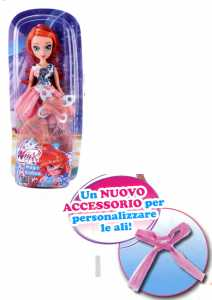 Giochi Preziosi Winx Magic Ribbon Asst.6 Bambole, Multicolore, 8056379083672