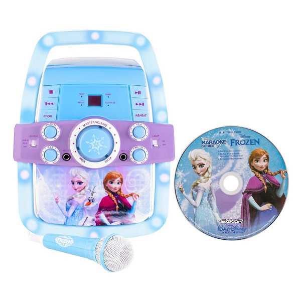 Giochi Preziosi Disney Frozen 2, Canta Tu Con 2 Canzoni Originali Del Film E Accessori