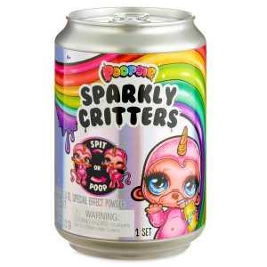 Giochi Preziosi Poopsie Sparkly Critters, Serie 2, Personaggi Assortiti