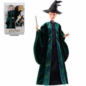Harry Potter - Professoressa Mcgranitt Personaggio Articolato, 30 Cm, FYM55