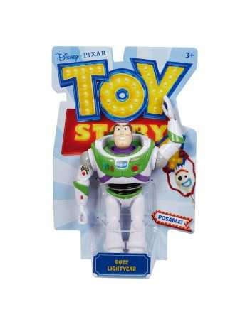 Mattel Figurina Di Base Toy Story Buzz Multicolore (GDP69