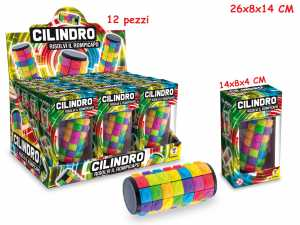 GIOCO CILINDRO MAGIC ROMPICAPO - Teorema (66211)