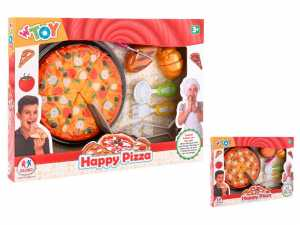 Globo SPA PIZZA C/ACCESS. VELCRO 39049