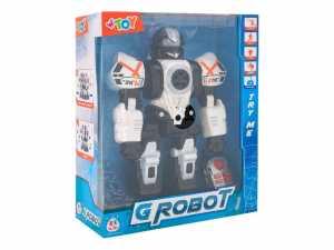 Globo Robot B/O Con LUCI