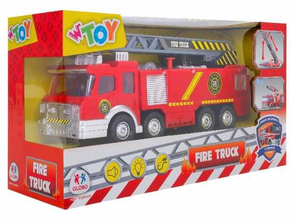 Globo Spa 39153 Camion Pompieri B/O