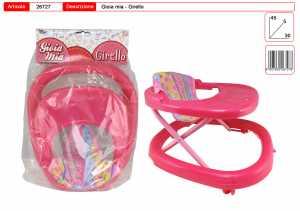 GIRELLO Bambola/e CM 25 - Toys Garden (26727)