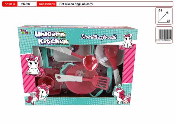 TOYS GARDEN Unicorn Kitchen