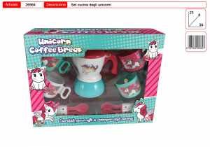 CUCINA UNICORNO CAFFE' - Toys Garden (26964)