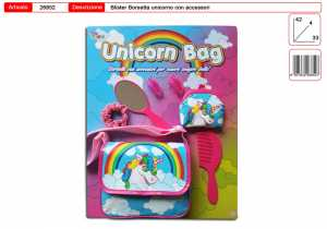 TOYS GARDEN SRL 26852 Unicorn Bag
