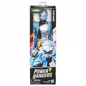 Hasbro Power Rangers- Beast Morphers Action Figure Da 30 Cm, Rosso, Multicolore, E5937ES1
