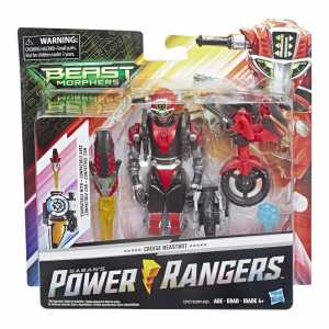 Hasbro Power Rangers-Beast Morphers Smash Beastbot Action Figure, Da 15 Cm, Multicolore, E5928ES0