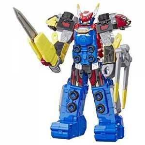 Hasbro Power Rangers- Morphers Beast-X Megazord Con Suoni E Frasi, Da 25 Cm, Multicolore, E5948ES1