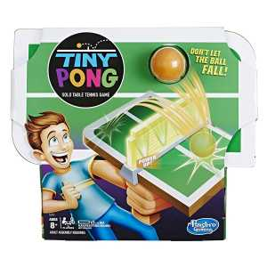 Hasbro Gaming- Tiny Pong Gioco Elettronico Per Bambini, Multicolore, E3112EU4