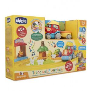 GIOCO CHICCO TRENINO AVVENTURE (91410)
