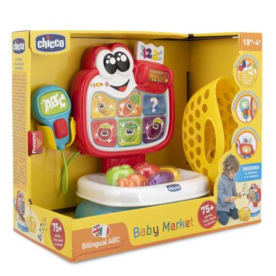 Chicco Gioco Baby Market, 18 Mesi 4 Anni
