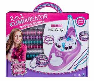 Cool Maker KumiKreator 2 In 1, Macchina Per Creare Braccialetti Dell'Amicizia E Collane, Dai 8 Anni In Su