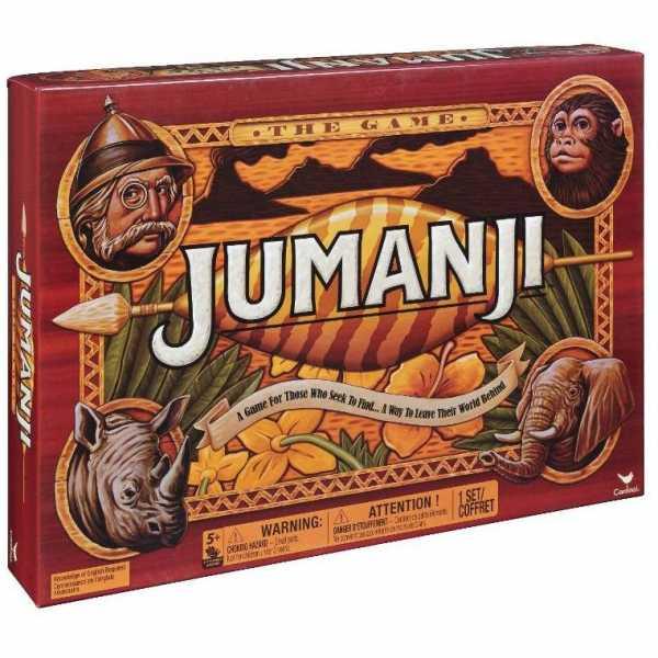 Editrice Giochi Jumanji Gioco Da Tavolo In Cartone, 6045570, Colore Nd, B07DD8F5NX