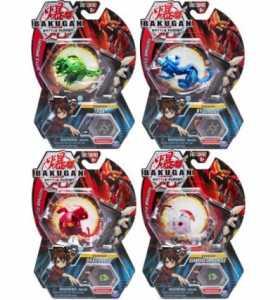 BAKUGAN BASIC BALL - Spin Master (6045148)