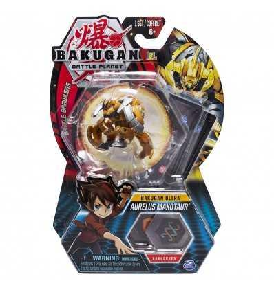 Bakugan Ultra Ball,1 Sfera, Modelli Assortiti, Dai 6 Anni