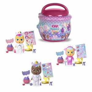 IMC Toys - CRY BABIES MAGIC TEARS - 90309 - Casetta Ciuccio