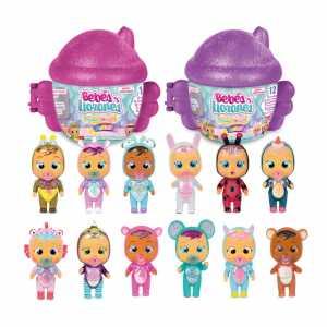 IMC Toys - Cry Babies Magic Tears - Casetta Alata, 90378