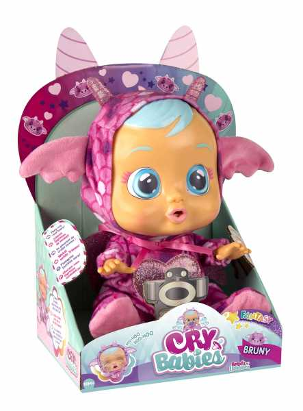 IMC Toys - Cry Babies - 99197 - Bebè Piagnucolosi - Fantasy Bruny
