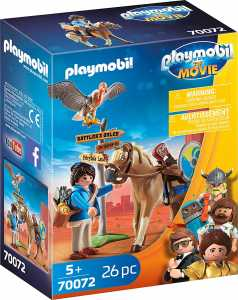 PLAYMOBIL THE MOVIE MARLA CON CAVALLO (70072)