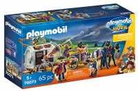 Playmobil The Movie 70073 Charlie Con Carro Prigione, Dai 5 Anni
