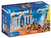 PLAYMOBIL:THE MOVIE 70076 - Imperatore Maximus Nel Colosseo