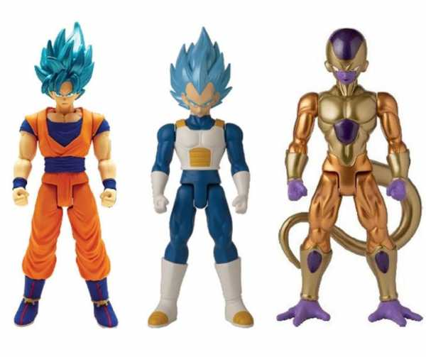 BANDAI-Digital Edition Dragon Ball 30 Cm. 21737639 Personaggi E Playset Maschili, Multicolore, 3296580367306