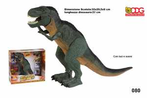 ODG Dinosauro LUCI/Suoni