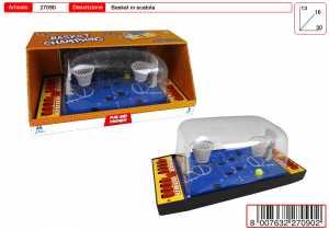 GIOCO BASKET DA TAVOLO CM 24 - Toys Garden (27090)