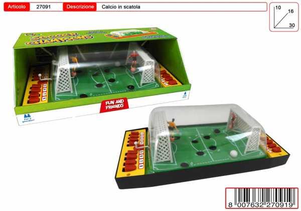 GIOCO CALCIO DA TAVOLO PRESSIONE CM 24 - Toys Garden (27091)
